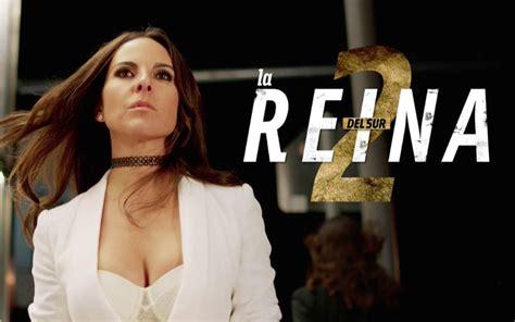 La Reina Del Sur 2  Telemundo: Kate Del Castillo To ...