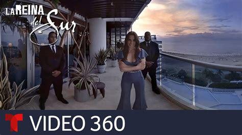La Reina del Sur | Reto 360 de Teresa Mendoza | Telemundo ...
