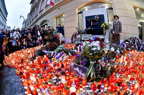 La República Checa conmemora la Revolución de Terciopelo ...