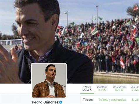 La respuesta de Twitter al mensaje de Pedro Sánchez a ...