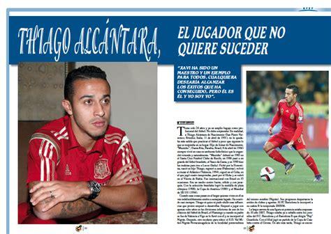La revista Fútbol inicia el año con un completo informe ...