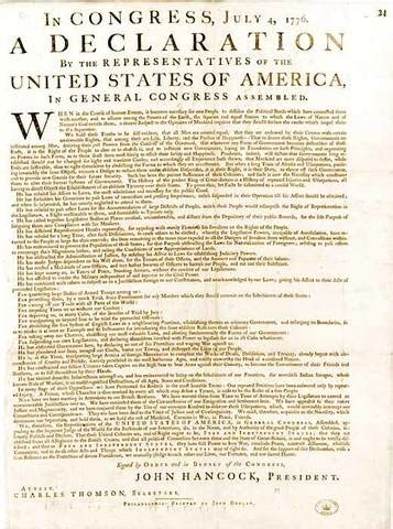 LA REVOLUCIÓN AMERICANA timeline | Timetoast timelines