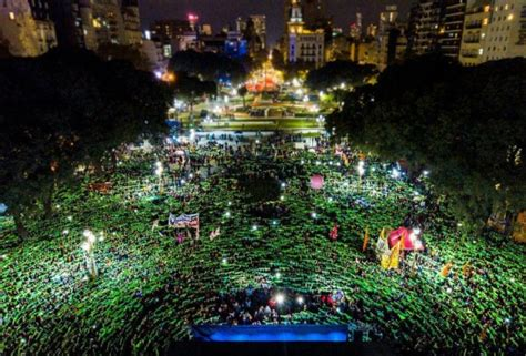 La revolución de los pañuelos verdes en América Latina ...
