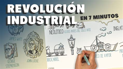La Revolución Industrial en 7 minutos   YouTube