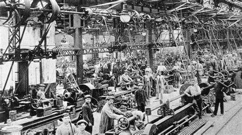 La Revolución Industrial, ¿por qué fue tan importante en ...