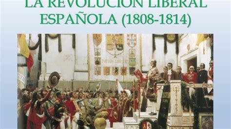 La Revolucion Liberal Española   YouTube