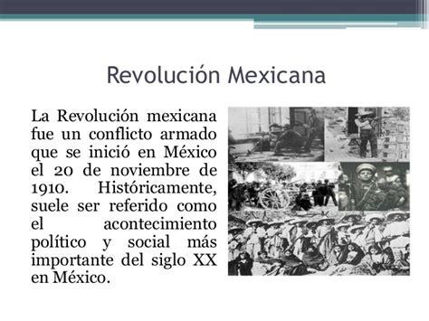 La Revolución Mexicana resistencia y agitación social