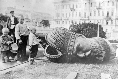La Revolución Rusa en febrero de 1917