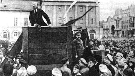 La Revolución Rusa  II . La Revolución de Octubre, la ...
