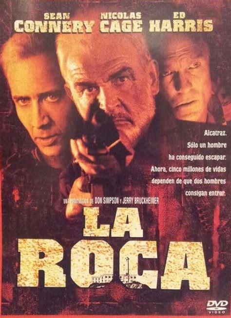 La Roca | Afiche de pelicula, Carteles de películas ...