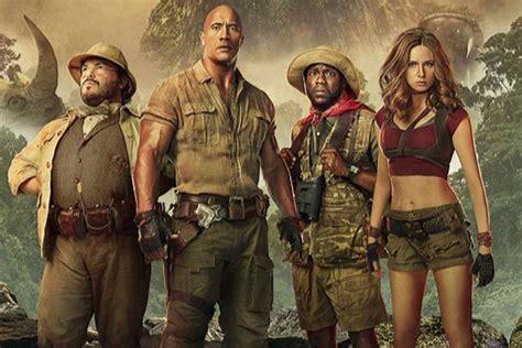 La Roca  regresa en la tercera película de Jumanji | Metro