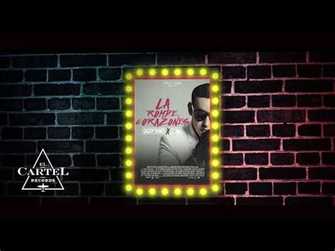 La Rompe Corazones – Daddy Yankee Ft Ozuna  Lyric Video ...