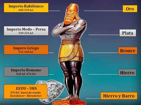 La ruptura de la Unión Europea y la profecía de Daniel 2 ...