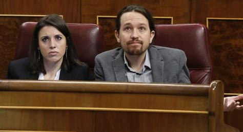 La ruptura de Pablo Iglesias e Irene, ¿motivada por una ...