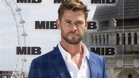 La rutina de entrenamiento de Chris Hemsworth