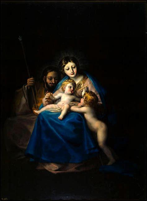 La Sagrada Familia  Goya    Wikipedia, la enciclopedia libre