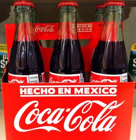 """La """"Coca Cola mexicana"""", un sabor especial otorgado por la ..."""