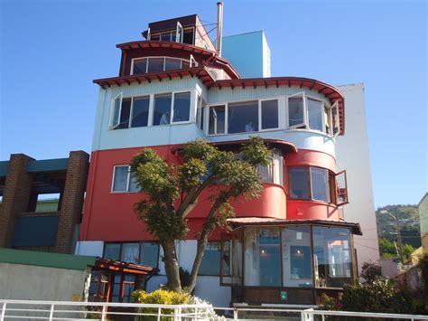 La Sebastiana  Casa Pablo Neruda , Chile