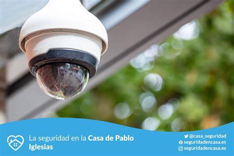 La seguridad en la casa de Pablo Iglesias   Consejos y ...