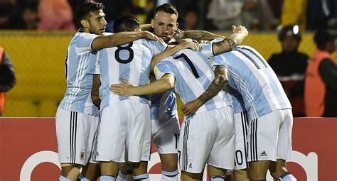 La Selección Argentina debuta hoy frente a Islandia en el ...