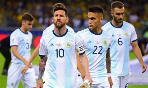 La Selección Argentina enfrenta hoy a Paraguay por las ...