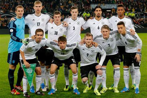La selección de Alemania en el Mundial Brasil 2014   06.12 ...