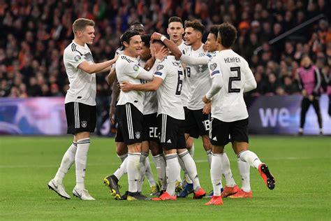 La selección de Alemania superó a Holanda en el ...