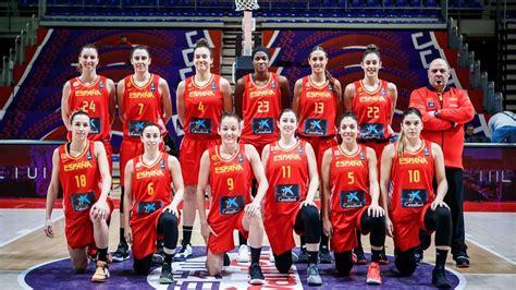 La selección de baloncesto femenino consigue el billete a ...