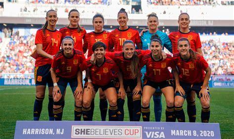 La selección española es la que más puntos suma en la ...
