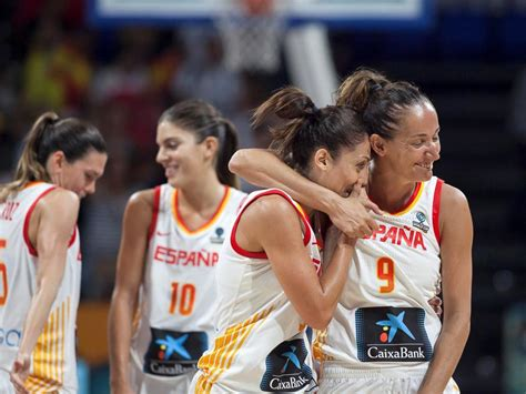 La selección española femenina prepara el Eurobasket en ...