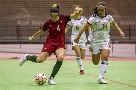 La Selección Española Sub 19 de Fútbol Sala Femenino juega ...