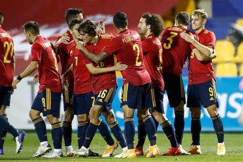 La selección española sub 21 se clasifica para el Europeo ...