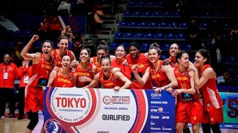 La selección femenina de baloncesto ata su billete para ...