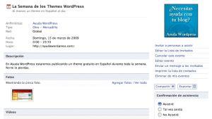 La Semana de los Themes WordPress en Español
