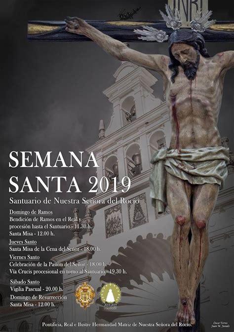 La Semana Santa en el Santuario del Rocio 2019 | Rocio.com