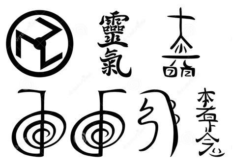 La signification des Symboles Reiki