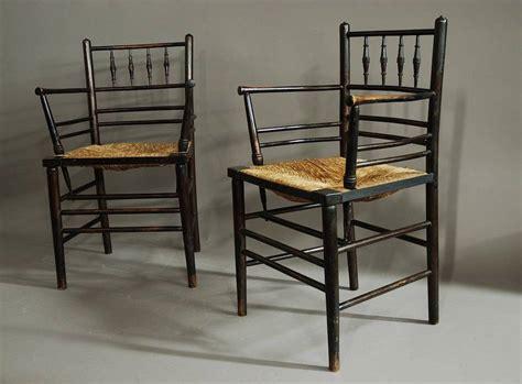 La silla Sussex de Philip Webb para la compañía Morris & Co.