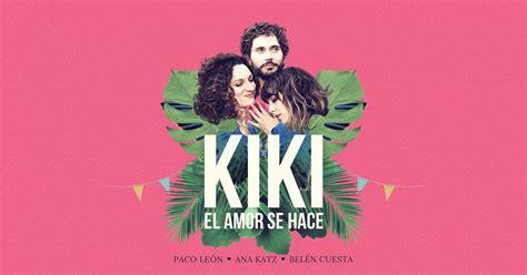 La sillita de enea: Las canciones de  Kiki, el amor se hace