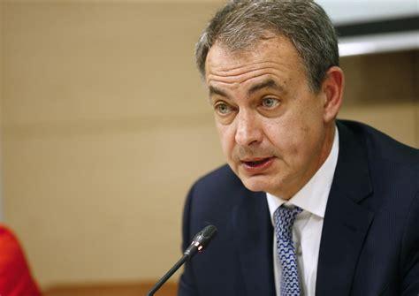La solución de Zapatero para Cataluña:  Hay que volver al ...