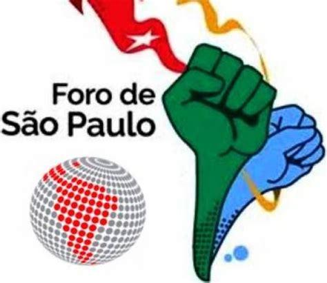 """La """"peligrosidad"""" del Foro de Sao Paulo   Pensando Américas"""
