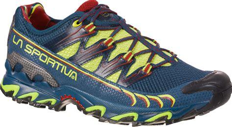 La Sportiva Ultra Raptor Running Shoes Men opal/chili at ...