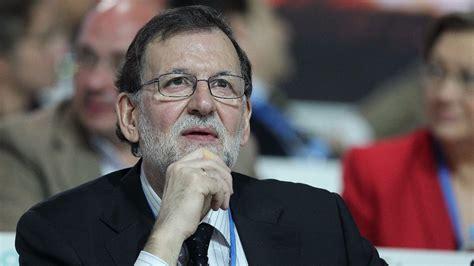 """La """"puta cinta"""" del chantaje pilla a Rajoy con las maletas ..."""