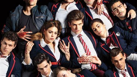 La temporada 2 de  Élite  se estrenará en septiembre