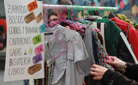 La tendencia de comprar ropa de segunda mano | Noticias de ...