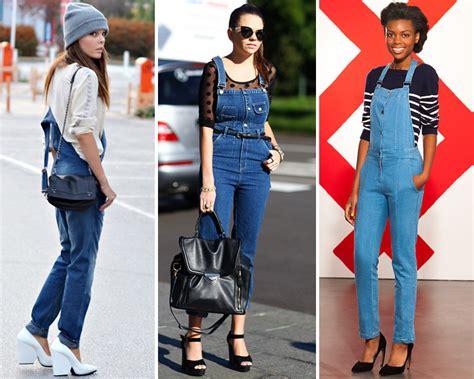 La tendencia de los petos vaqueros | Zara is the new black ...