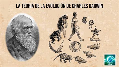La teoria de la evolucion de Charles Darwin   YouTube