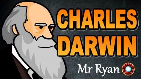 LA TEORÍA DE LA EVOLUCIÓN DE DARWIN   YouTube