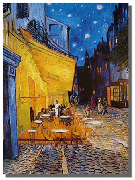 La terraza del café por la noche | Elenatiano s Blog