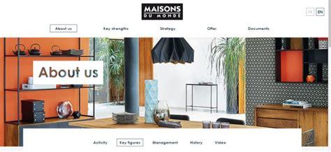 La tienda de muebles Maisons du Monde sale a Bolsa ...