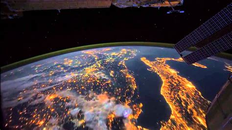La tierra desde el espacio 2016 HD   YouTube